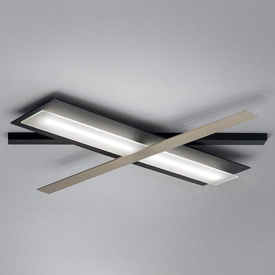 Joustavasti säädettävä LED-kattovalaisin Eclips_S