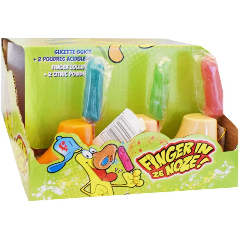 Fun Finger in the Nose 12-pack - 81% rabatt