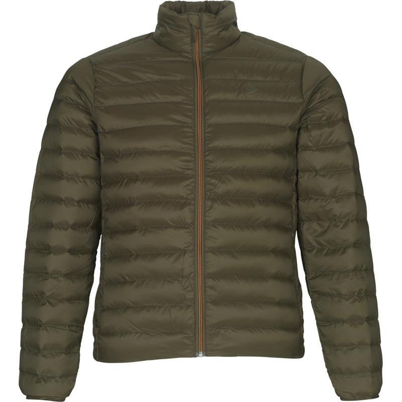 Seeland Hawker Quilt jakke M Isolerende lettvektsjakke - Pine Green