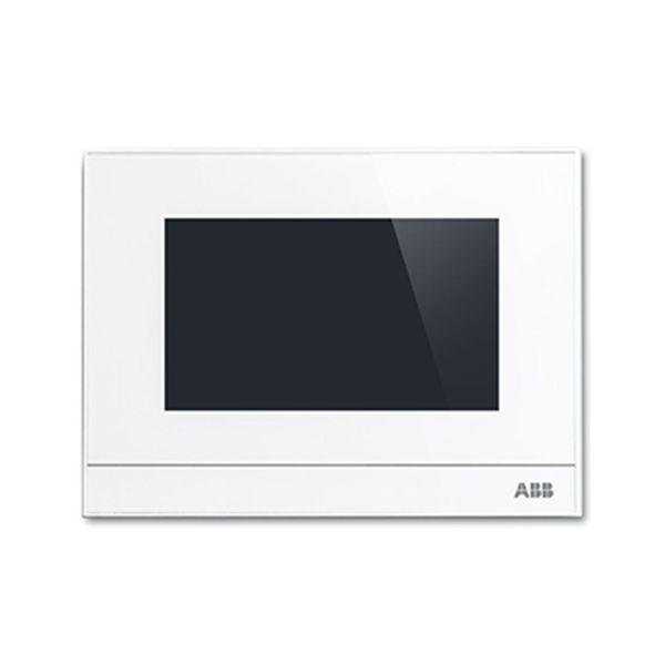 """ABB Free@home 6220-0-0119 Kosketusnäyttö 4.3"""" valkoinen"""