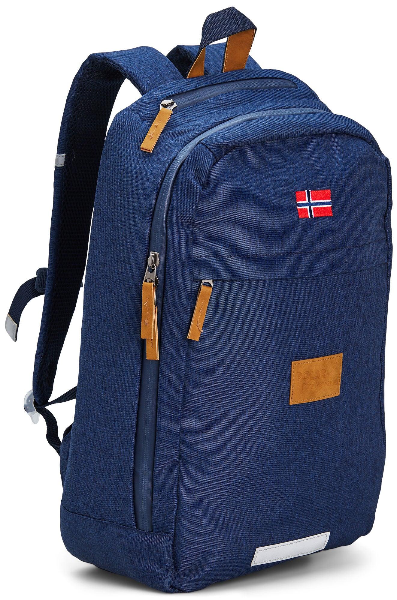 Pure Norway Polar Ryggsäck 29L, Mörkblå