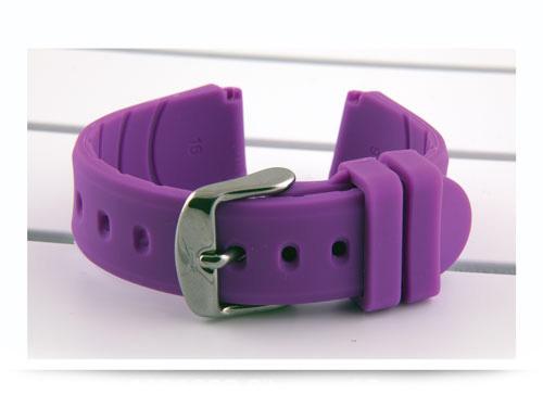 GUL Silicone 18mm - Purple 4461260