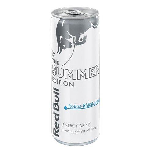 Red Bull Summer Edition Kokos/Blåbär - 1-pack
