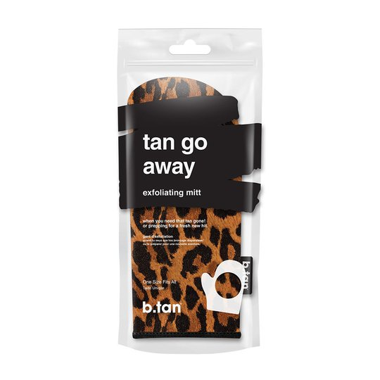 Tan Go Away..., b.tan Itseruskettavat