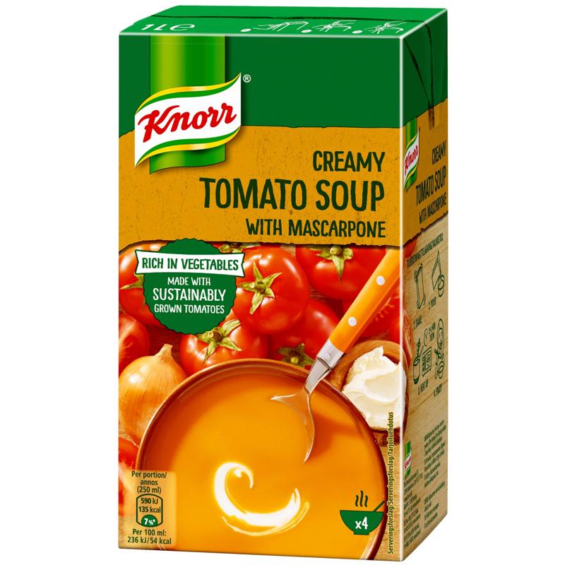 Tomatsoppa Mascarpone 1l - 60% rabatt