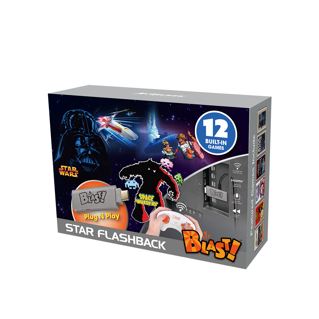 Star Flashback Blast!