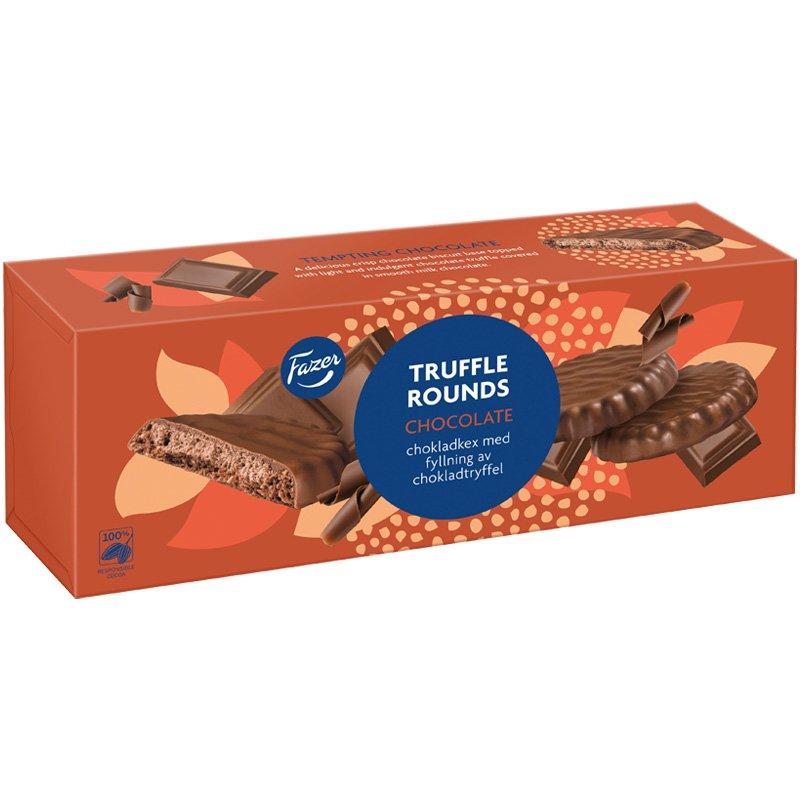 Truffle Rounds Chocolate - 32% rabatt