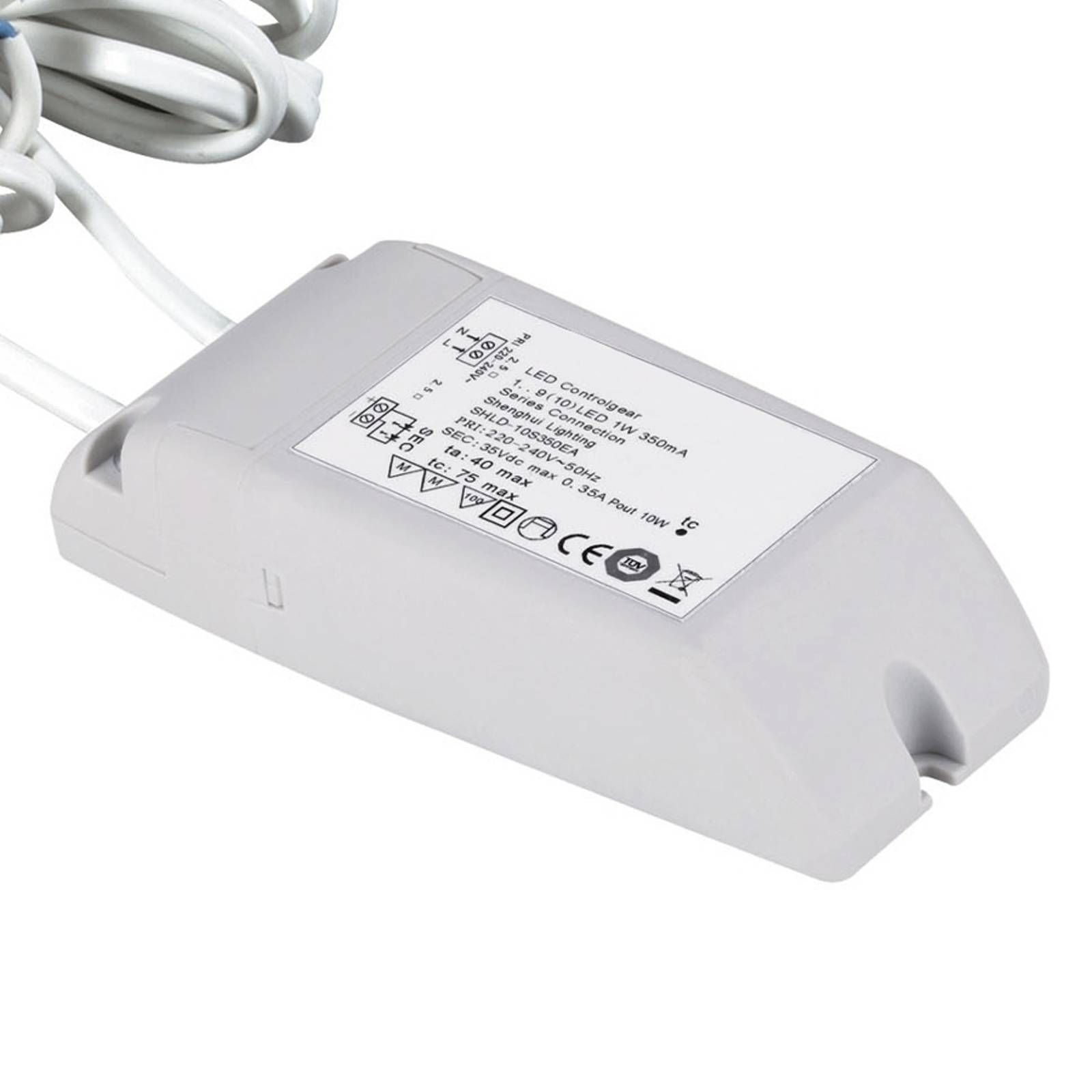LED-muuntaja-virtalähde 10 W
