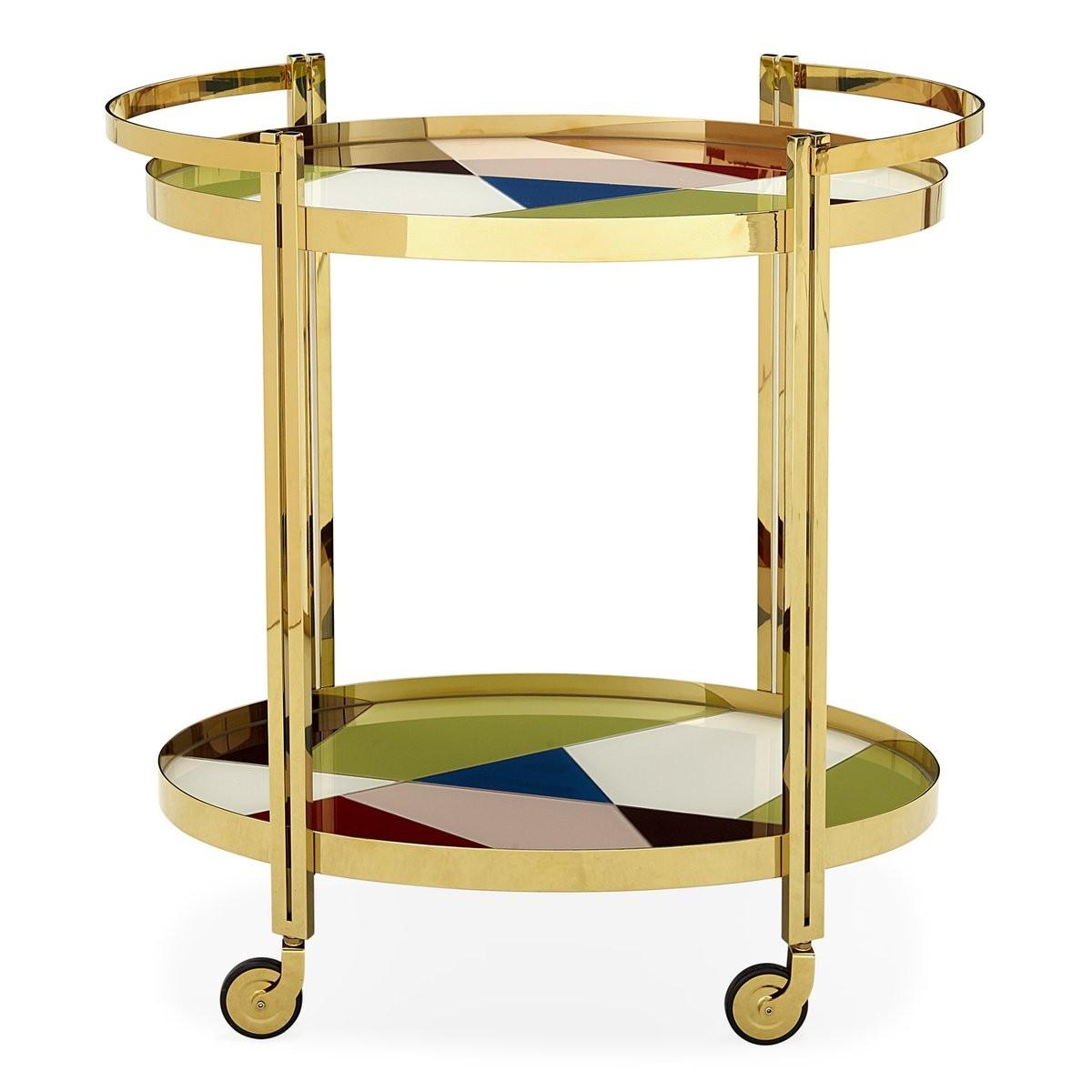 Jonathan Adler I Torino Bar Cart