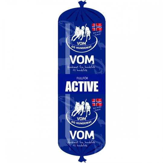 ACTIVE Helfoder med Lax (500 g)