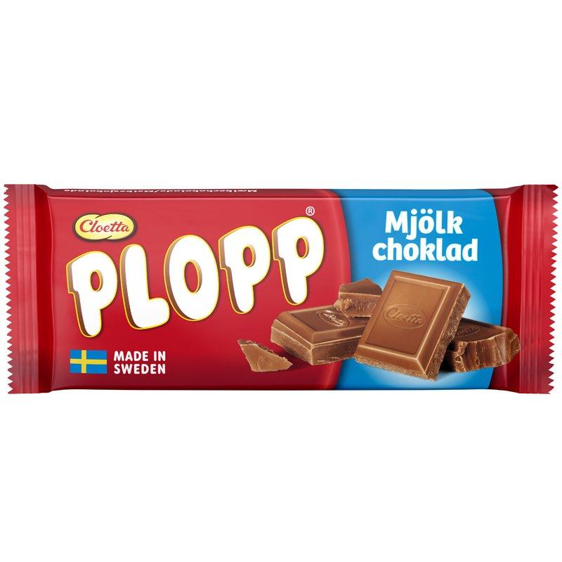 Plopp Mjölkchoklad - 48% rabatt