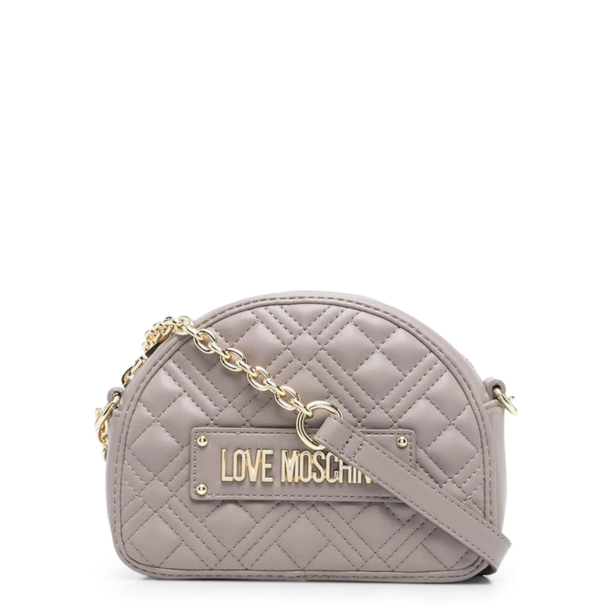 Love Moschino Women's Crossbody Bag Various Colours JC4004PP1DLA0 - grey NOSIZE