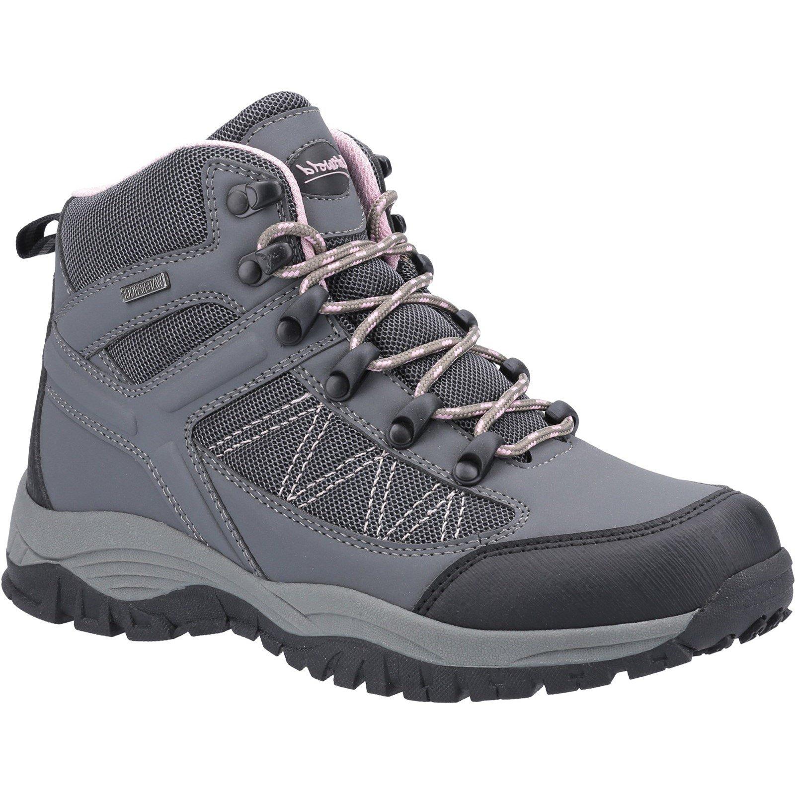 Cotswold Women's Maisemore Hiking Boot Grey 32986 - Grey 7
