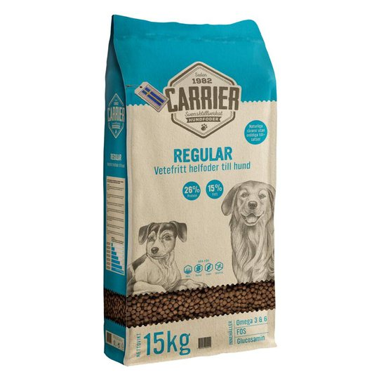 Carrier Regular (15 kg)