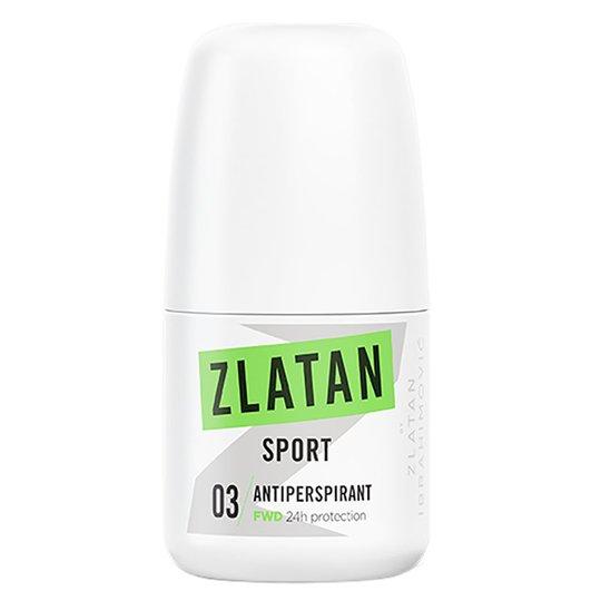 Zlatan Sport FWD, 50 ml Zlatan Ibrahimovic Parfums Deodorantit