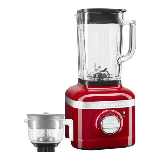 KitchenAid - Artisan K400 Blender 1,4 L + Citruspress Röd Metallic