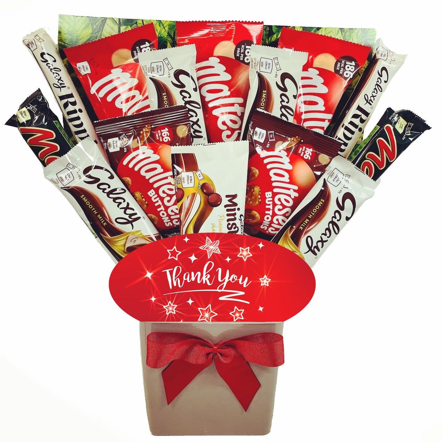 The Thank You Galaxy Chocolate Bouquet