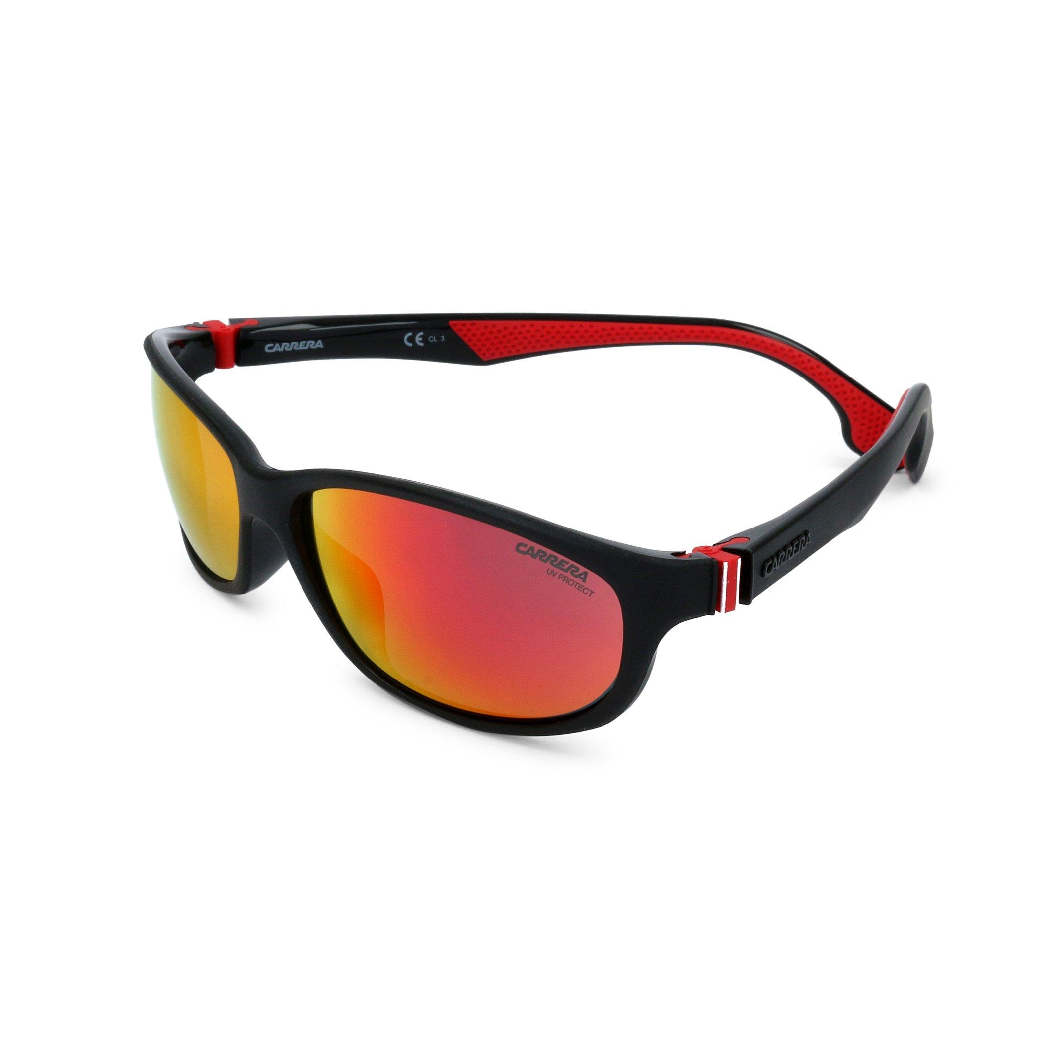 Carrera Men's Sunglasses Various Colours CARRERA5052S - black-1 NOSIZE