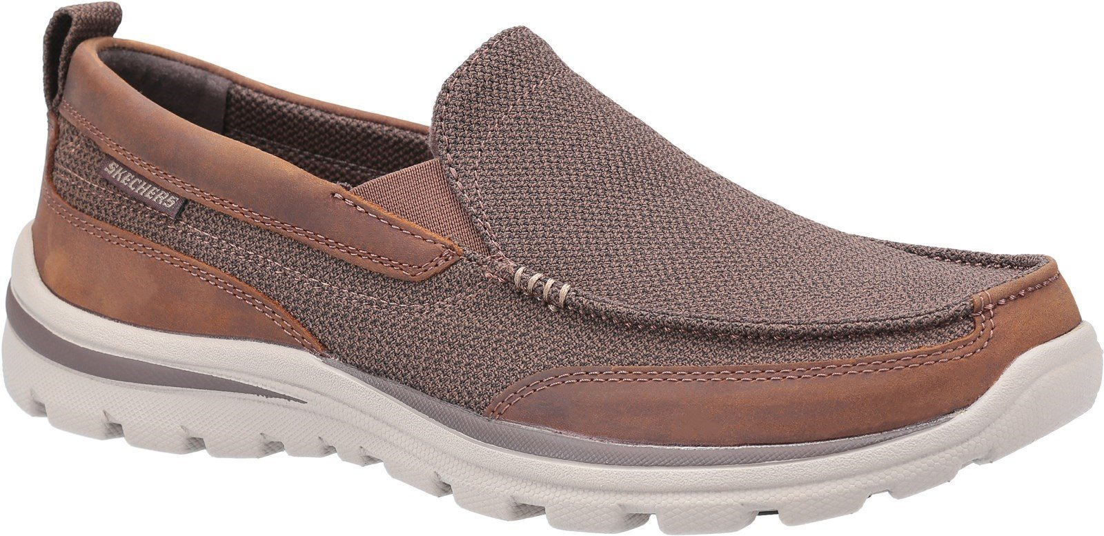 Skechers Unisex Superior Milford Shoes Brown 23890-52443 - Brown 6