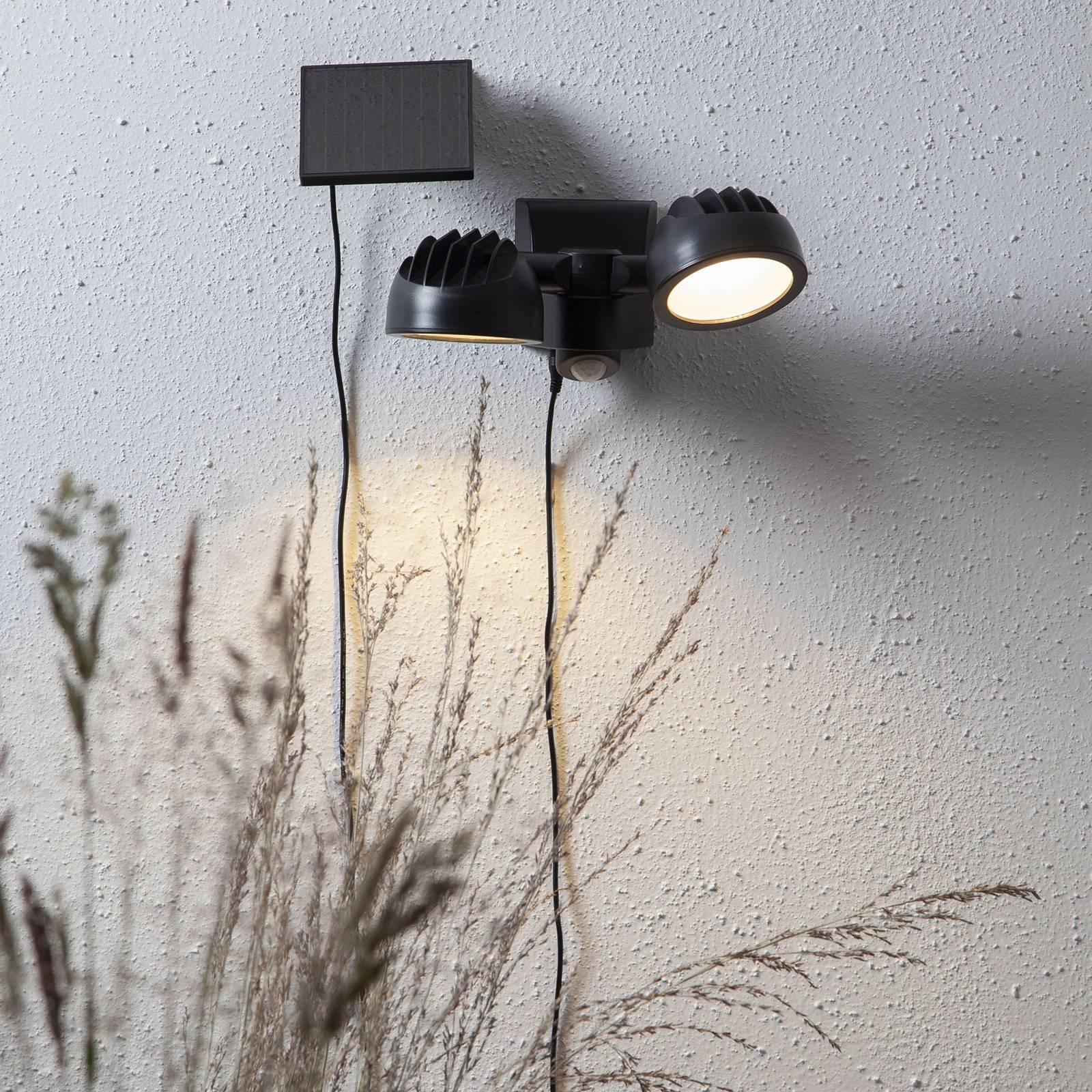 Powerspot Sensor -LED-valaisin, 2-lamppuinen