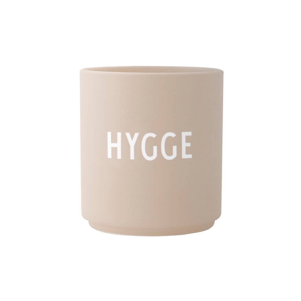 Design Letters - Favourite Cup - Hygge (10101002BEIGEHYGGE)