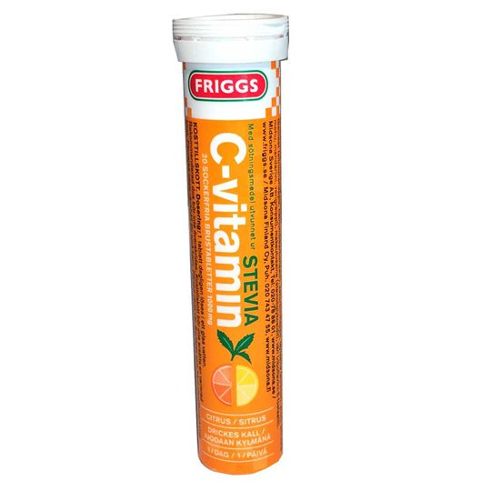 C-vitamiiniporeet 20kpl - 49% alennus