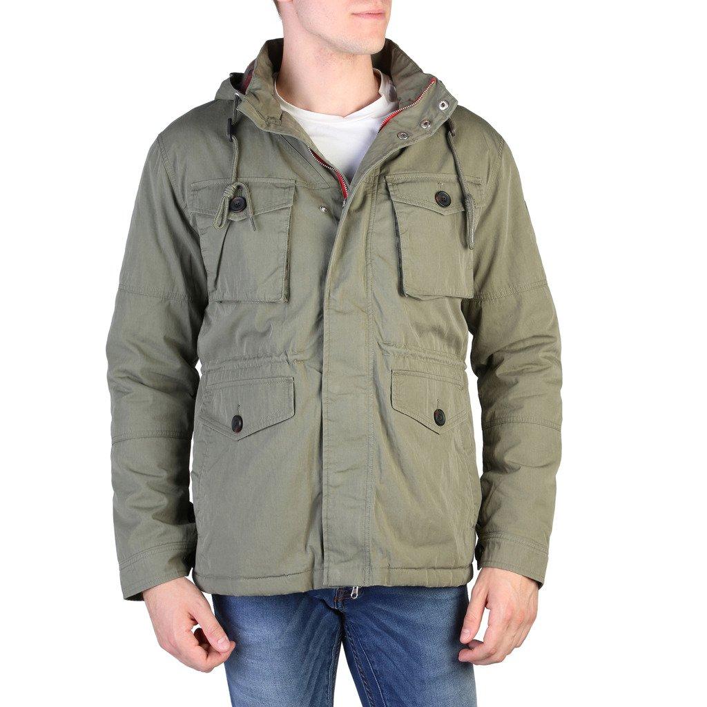 Hackett Men's Jacket Various Colours HM402379 - green XS