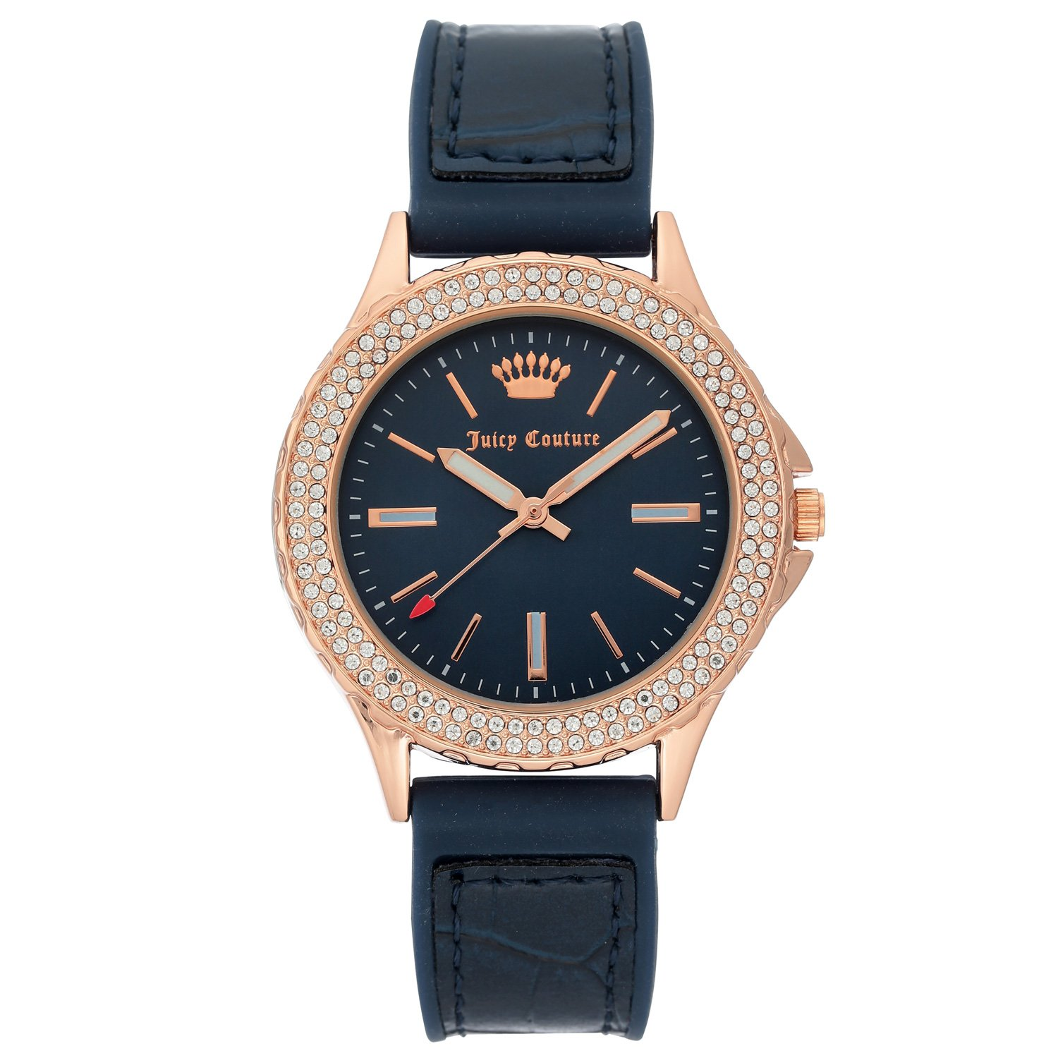 Juicy Couture Women's Watch Blue JC/1112RGNV