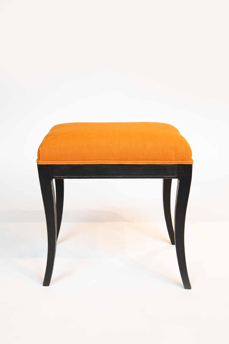 Pall Antik Sabelben Orange Brera Lino