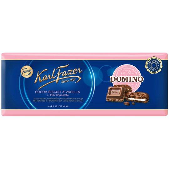 Domino Suklaalevy Iso - 20% alennus