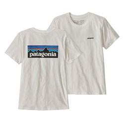 Patagonia W's P-6 Logo Organic Crew T-Shirt