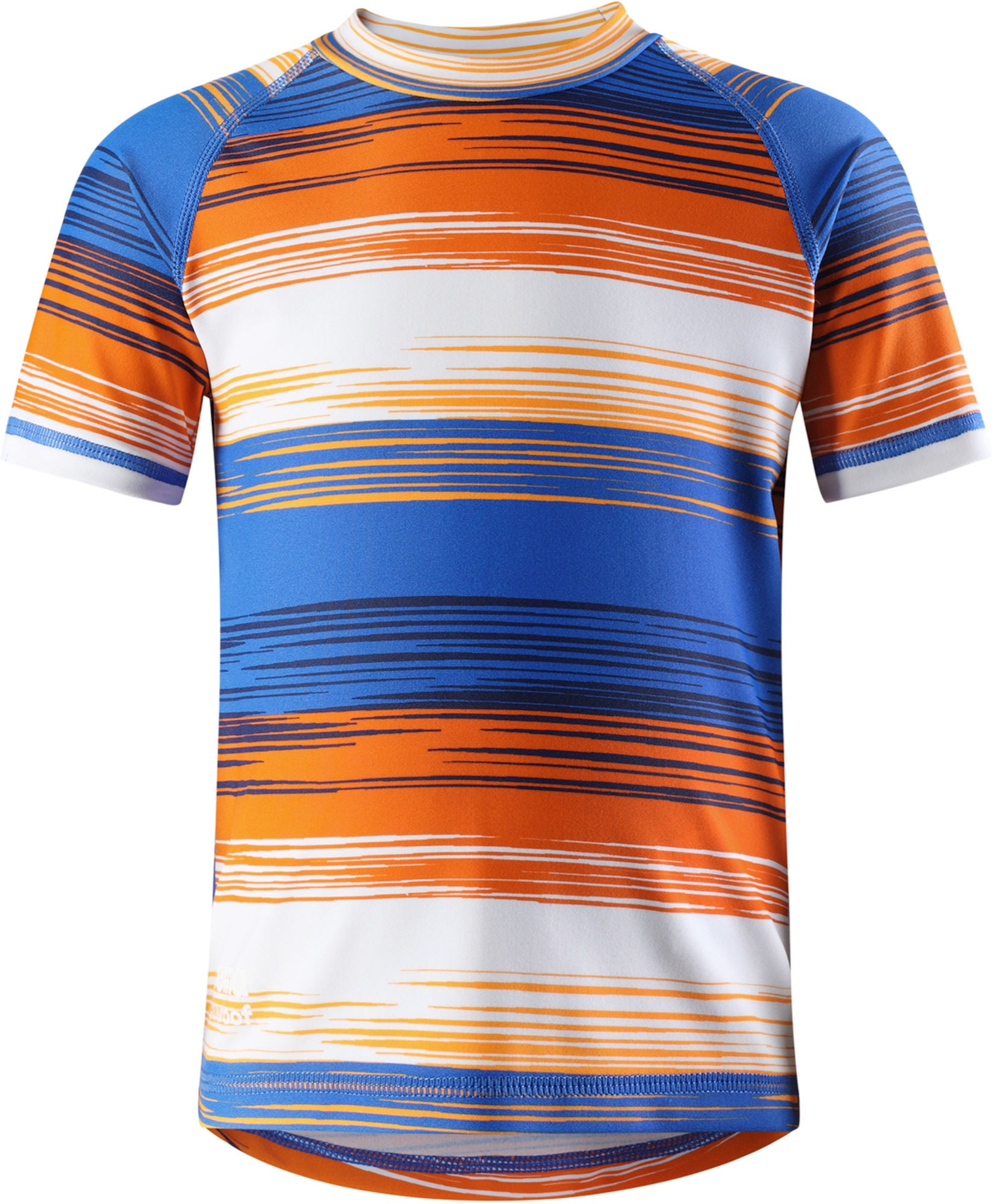 Reima Swim shirt, Azores Blue 62