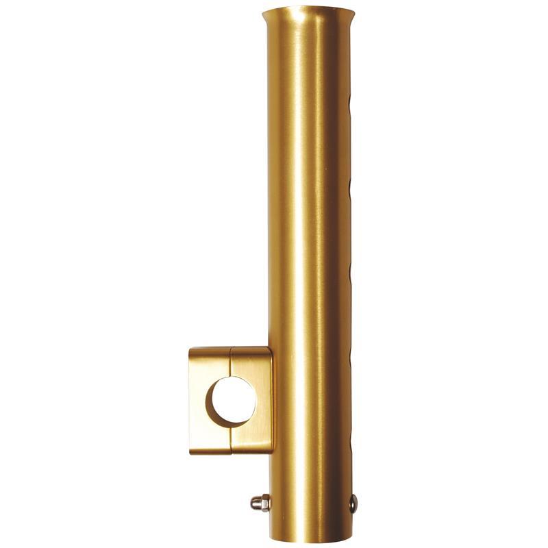 Wiggler Stangholder for rør 25mm feste - Gull