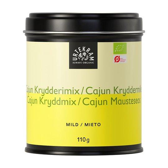 Urtekram Food Cajun Kryddmix Mild, 110 g