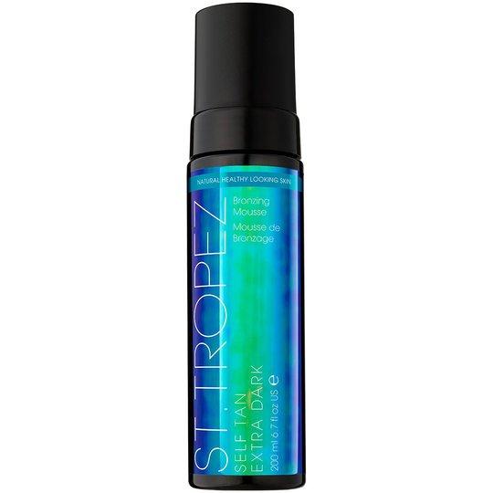 Self Tan Bronzing Mousse Extra Dark, 200 ml St.Tropez Itseruskettavat