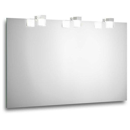 Gustavsberg Artic Peili 120 x 65 cm koristevalaistuksella