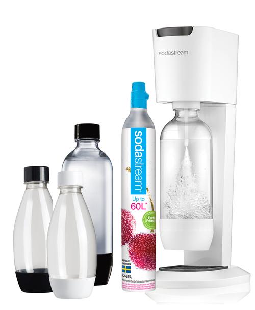 Sodastream Genesis Megapack Kolsyremaskin - Vit