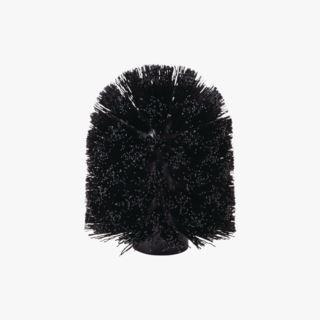 Saba wc-harjan vaihtopää musta