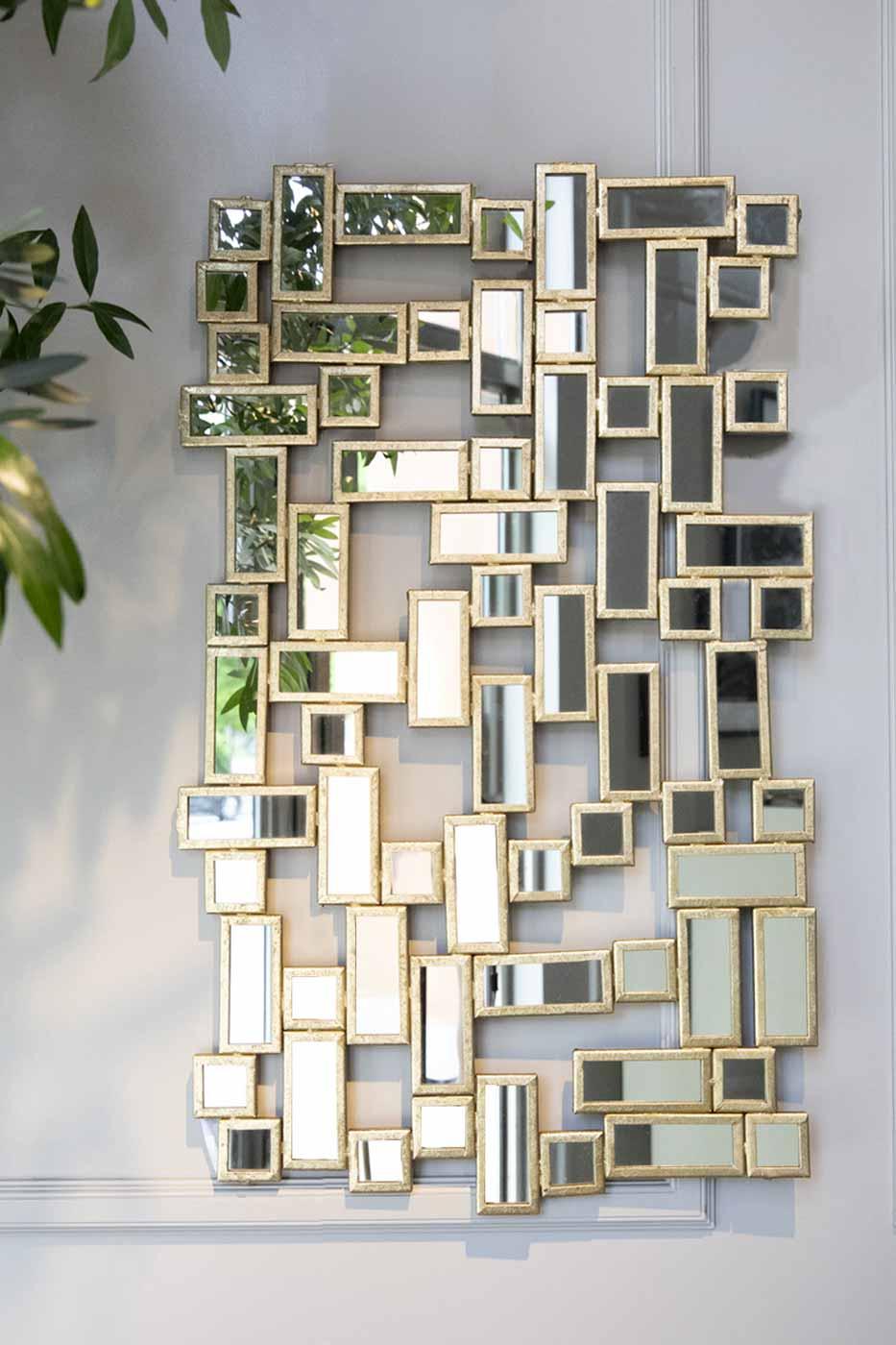 Spegel Abstrakt