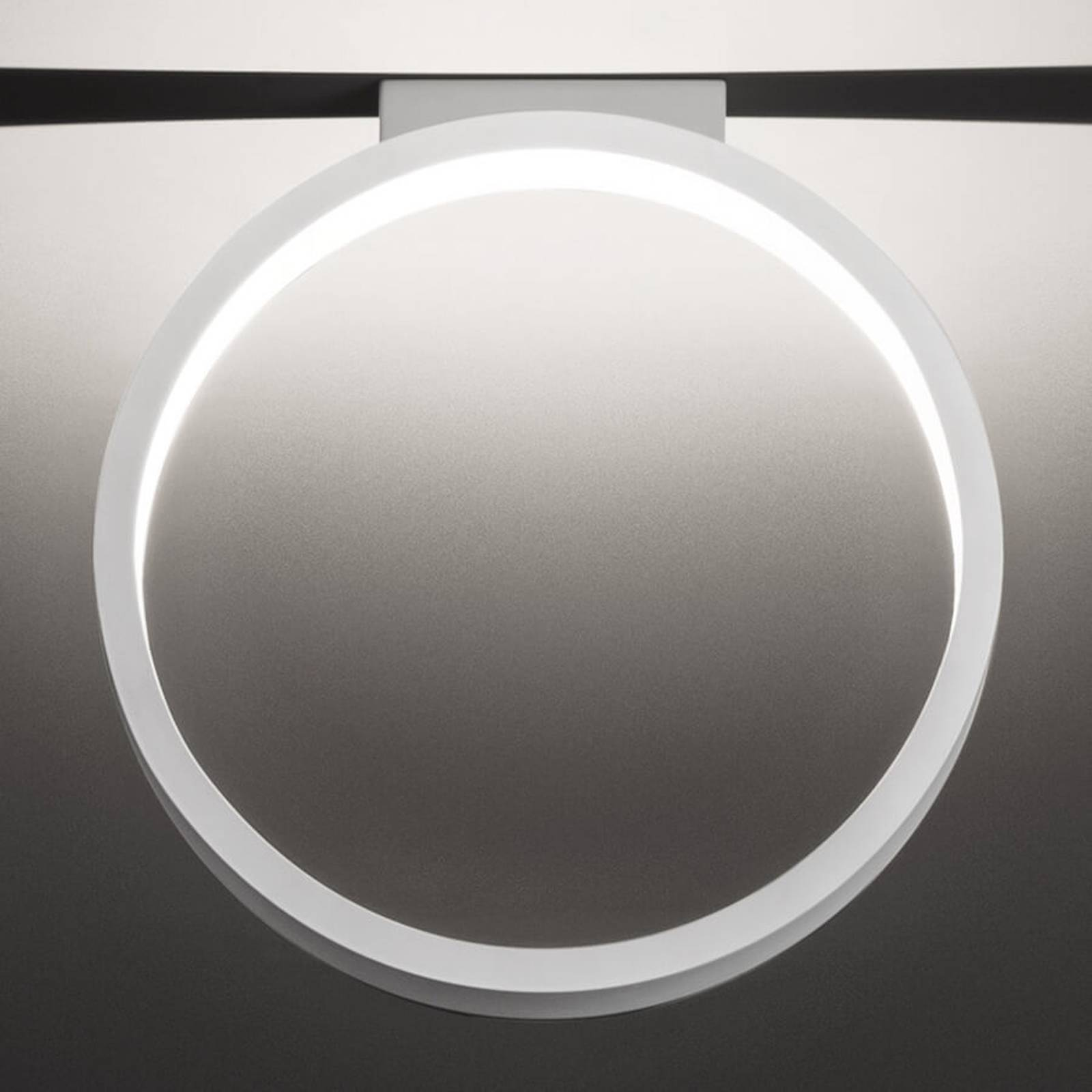 Cini&Nils Assolo - LED-kattovalaisin, valk. 43 cm