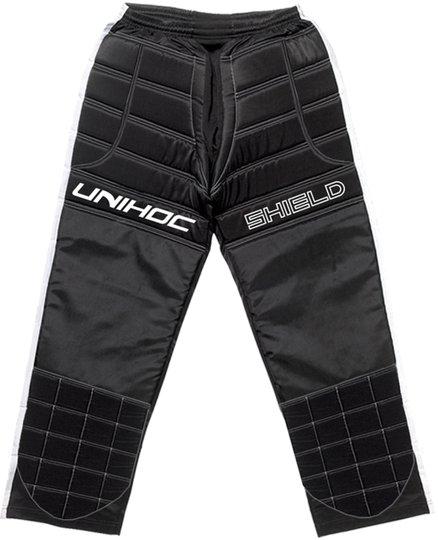 Unihoc Shield Målvaktsbukser, Black/White 150cl