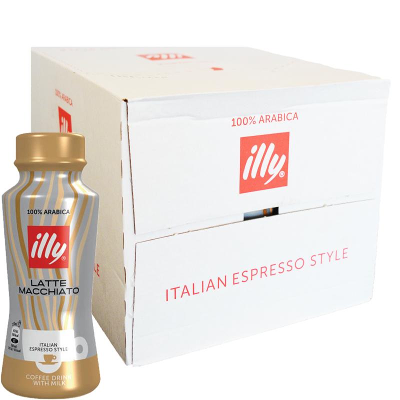 """Hel Låda Kaffedryck """"Latte Macchiato"""" 12 x 250ml - 60% rabatt"""