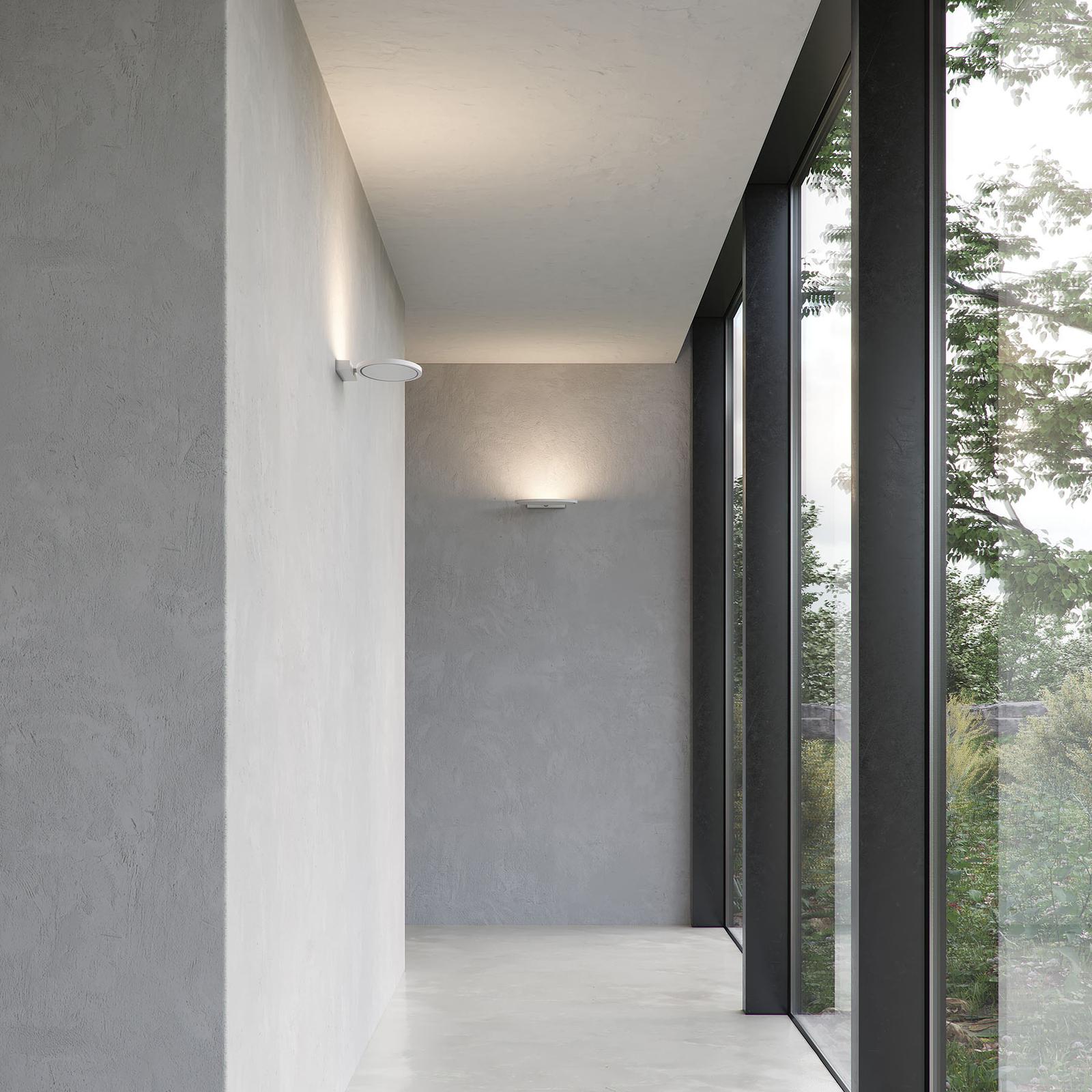 Grok Ely -LED-seinävalaisin, käännettävissä 360°