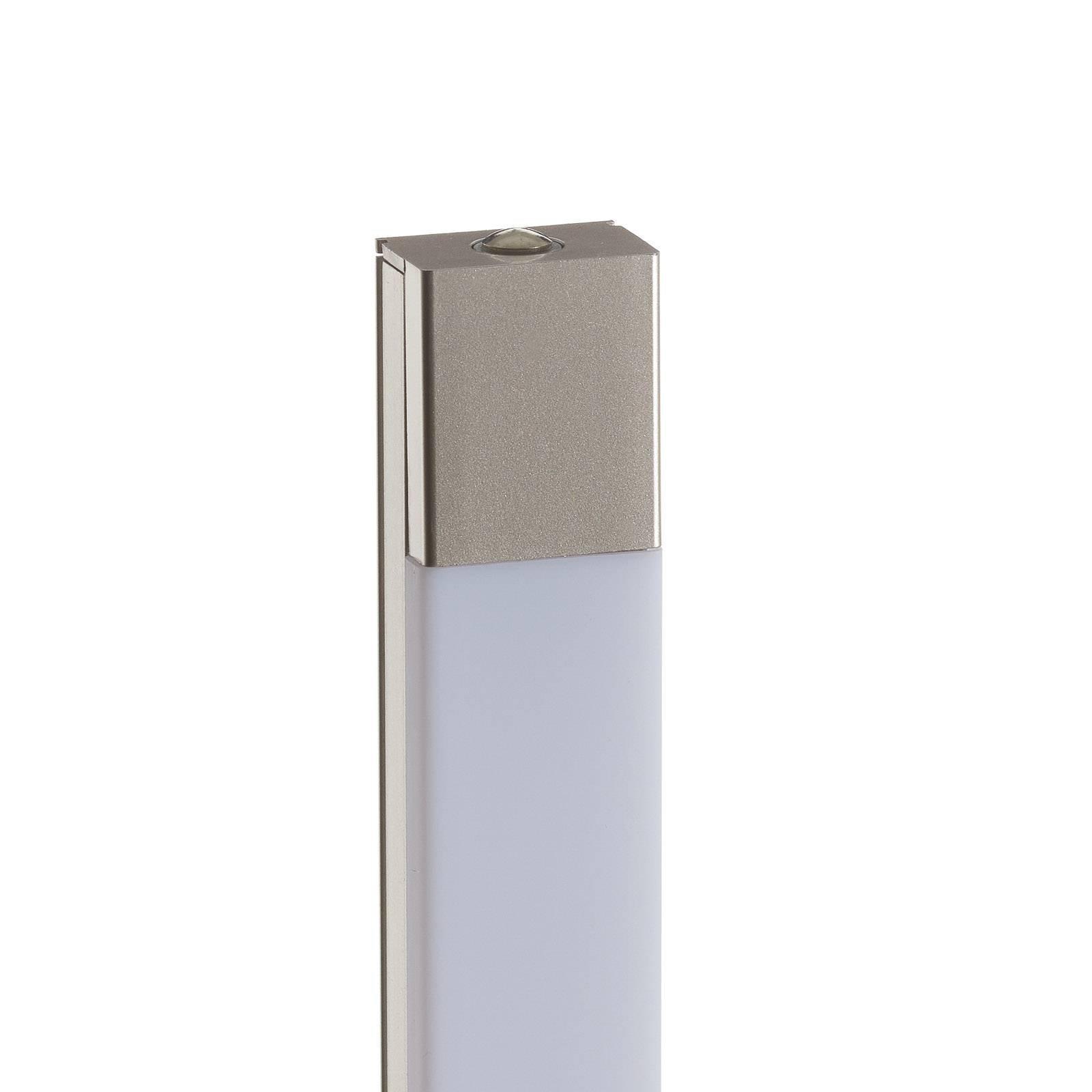 1365-012 m LED-gulvlampe, dimmer og minnefunksjon