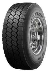 Dunlop SP 282 ( 385/65 R22.5 160J 20PR kaksoistunnus 158K )