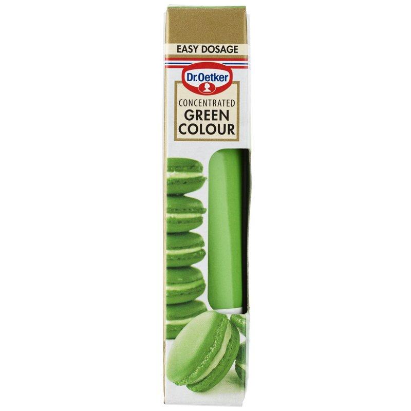 Gelfärg Grön - 65% rabatt