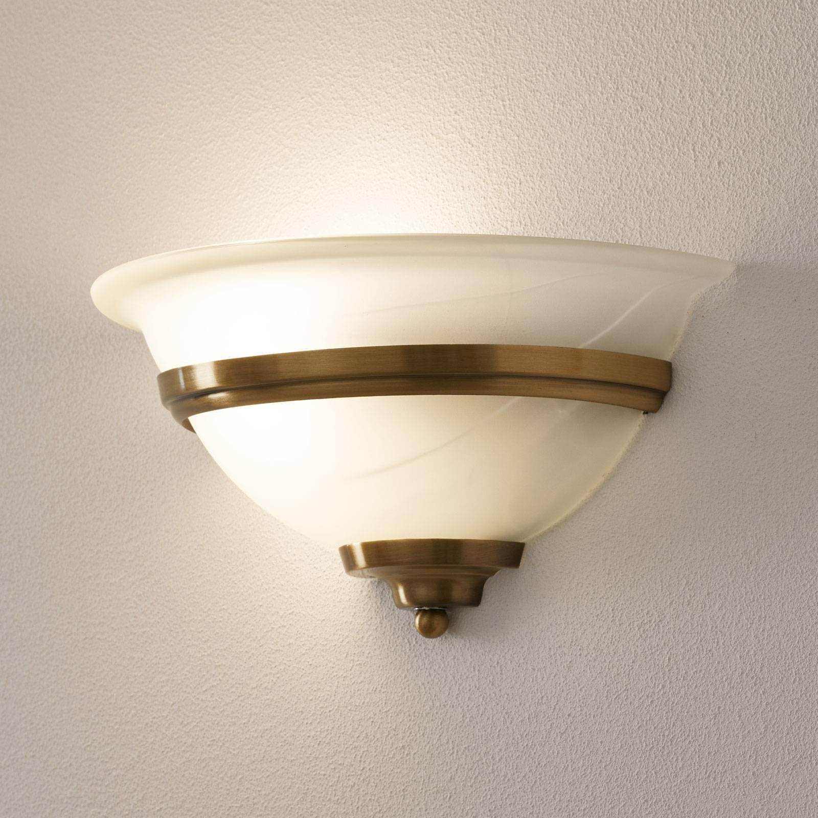 Storartet LED vegglampe TOLEDO