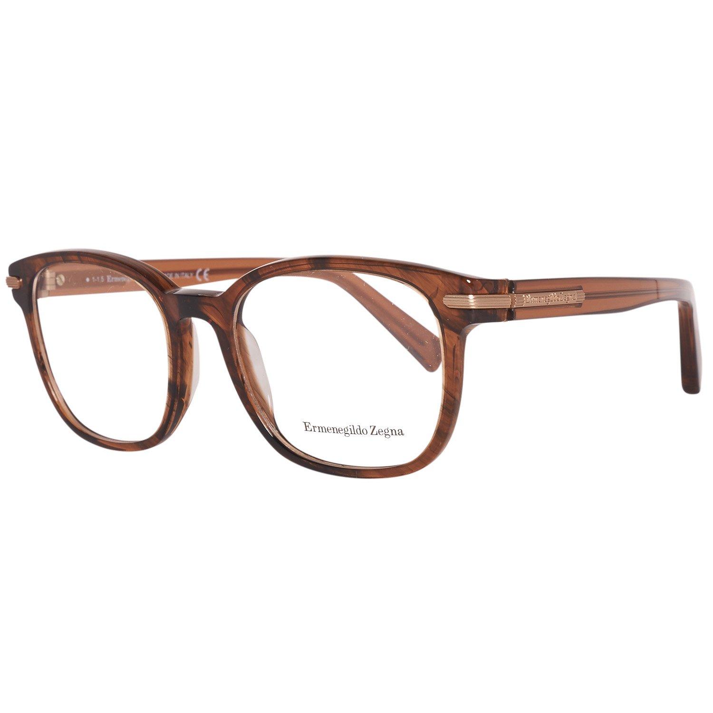 Ermenegildo Zegna Men's Optical Frames Eyewear Brown EZ5032 51050