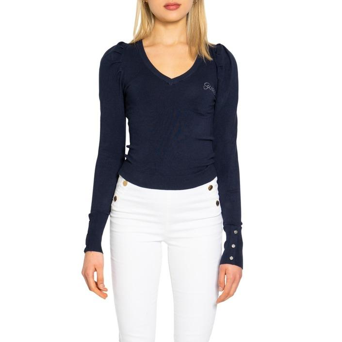 Guess Women's Sweater Various Colours 223023 - blue XS