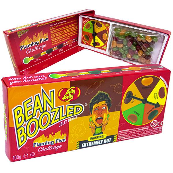 Bean Boozled Flaming Gift Box 100g